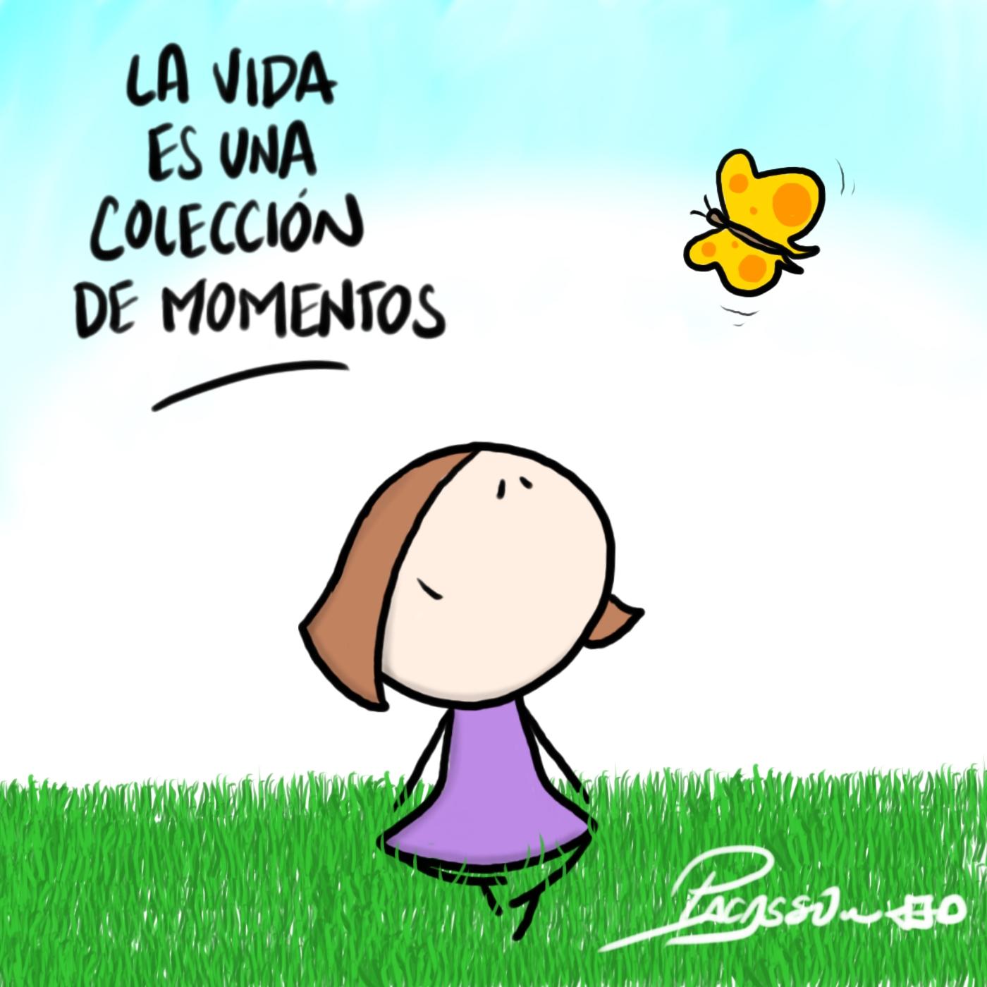 ¡Descubre tus momentos..!